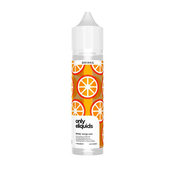 Orange Soda Short Fill by Only Eliquids 50ml