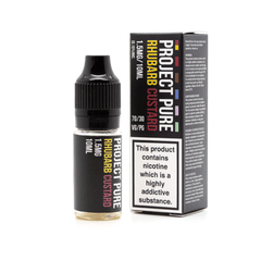 Project Pure - Rhubarb & Custard - 10ml