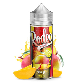 Rodeo E-Liquid - Mango 100ml