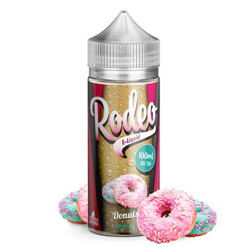 Donuts by Rodeo | Doughnut Flavour E-Liquid