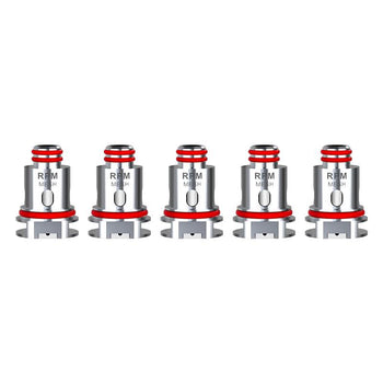 Smok RPM40 Mesh Coils 0.4ohm Pack of 5