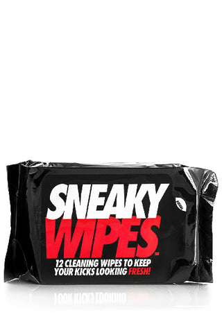 Sneaky brand Wipes - Shoe and Trainer Cleaning Wipes