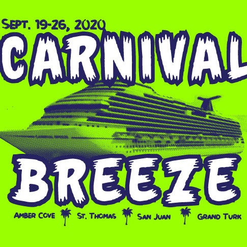 Carnival Breeze September 19, 2020