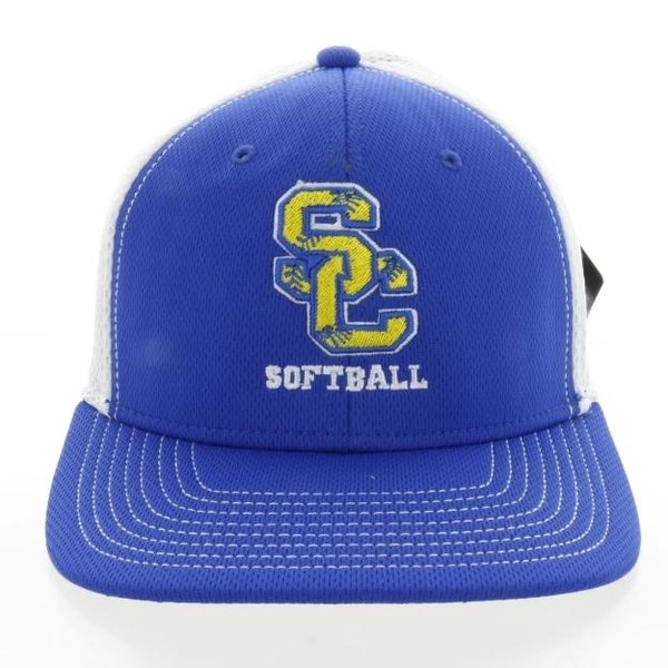 Sussex Central Trucker Mesh Embroidered Hat