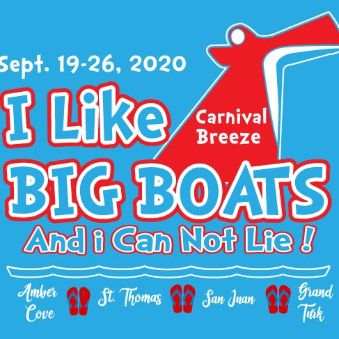 I Like Big Boats Carnival Breeze Sept 19, 2020