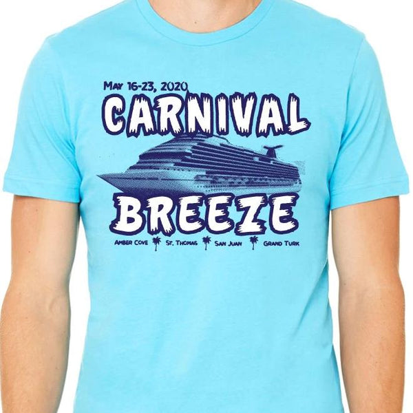 May 16, Carnival Breeze Cruise Unisex Tees