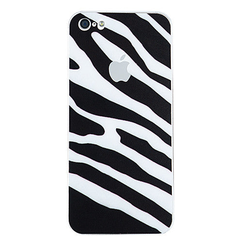 Zebra - iPhone Skin