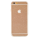 Rose Gold Glitter - Iphone Skin