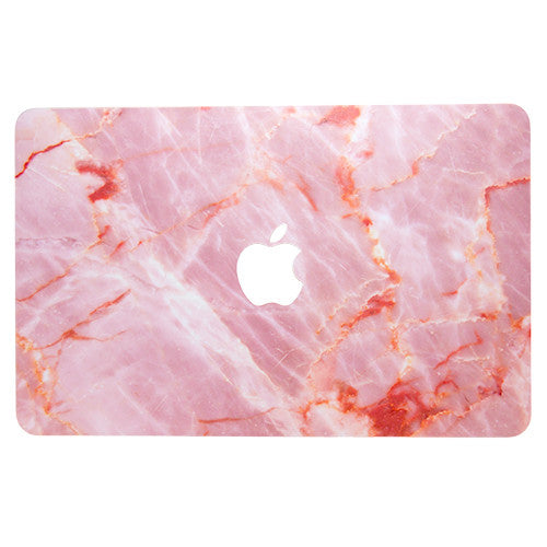 Blush Marble MacBook Skin