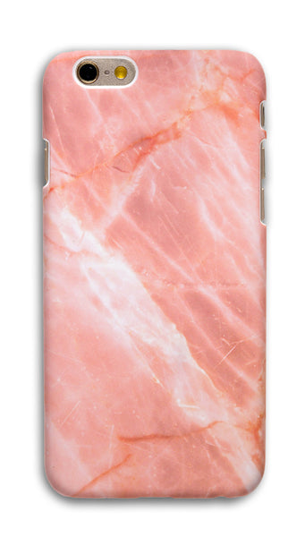 Blush Marble iPhone Case