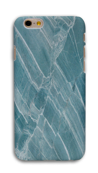 Mint Marble iPhone Case