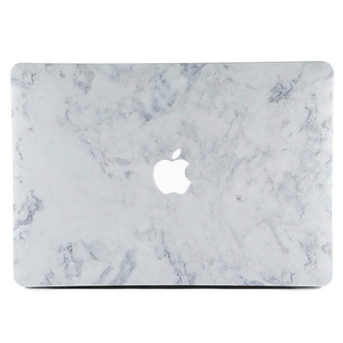 White Marmor MacBook Skin