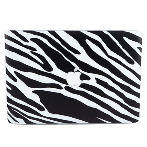 Zebra MacBook Skin