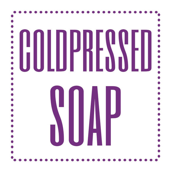 Cold Pressed Vegan Soaps