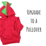 Customize Your Hoodie - Upgrade from a Zip Hoodie to a Pullover Hoodie with Kangroo Pocket  - Youth Size