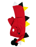 Baby/Toddler/Kids Mickey Hoodie - Red Dragon