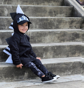 handmade dinosaur hoodies for babies toddler kids