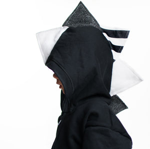 black-white-dino-hoodie-for-kids