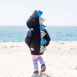 black-rainbow-toddler-hoodie