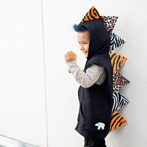 animal print sweatshirt for baby toddlers kids