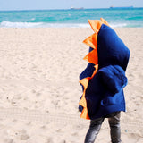 Custom Kids Dinosaur Hoodie - Build Your Own Dino Hoodie for Toddlers and Kids - Wolfe and Scamp