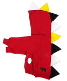 Baby/Toddler/Kids Mickey Hoodie - Red Dinosaur Costume - Wolfe and Scamp