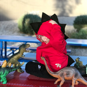 black-and-red-spike-hoodie-for-kids