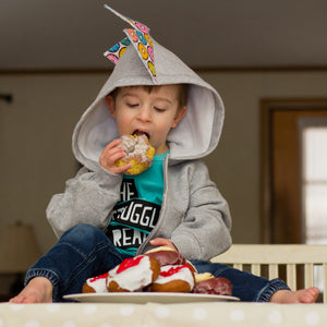 toddler-eating-donuts-cute-outfit