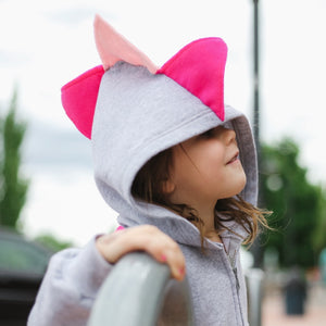 gray-pink-spike-hoodie-for-girls