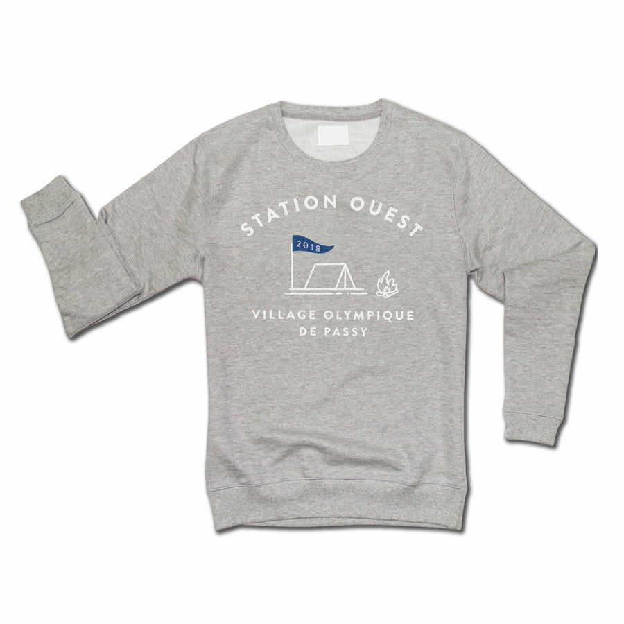 Sweat adulte - Station Ouest-Chat-Malo-Chat-Malo-sweat-enfant-paris