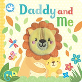 Finger Puppet Book - Little Me