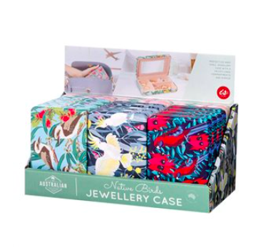 Jewellery Case - Birds