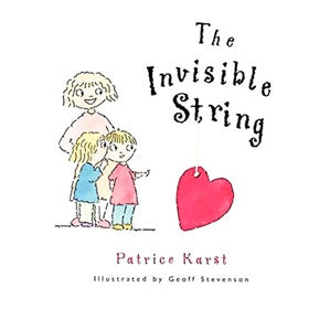 Book - Invisible String