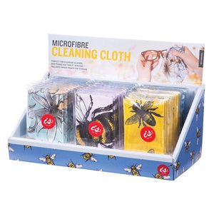 Microfibre Cleaning Cloths – Bees Asst