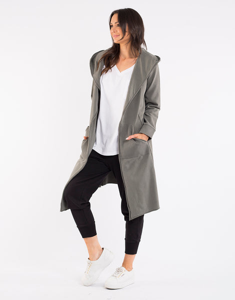 Foxwood Cardigan - Naomi Hooded