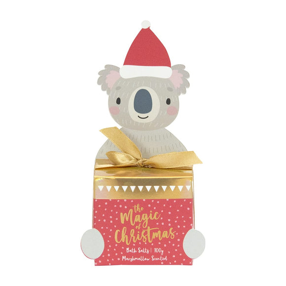 Christmas 2020 - Bath Salts - Christmas Koala