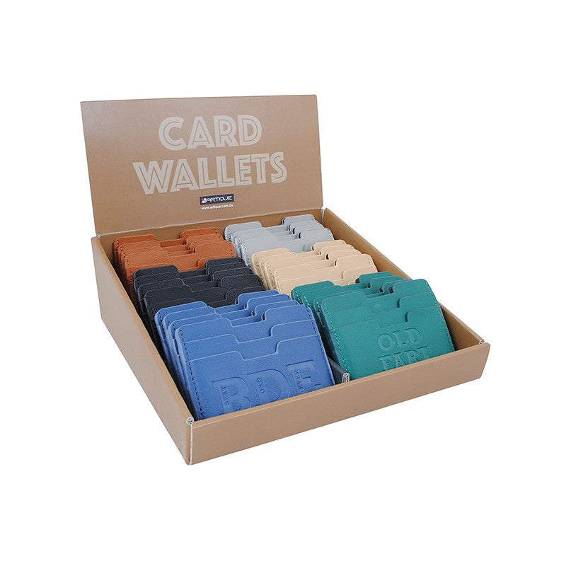 Card Wallet - Father's Day
