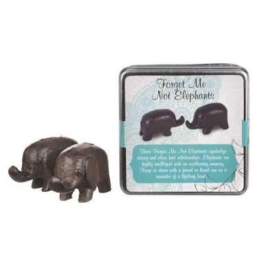 Forget Me Not Elephants