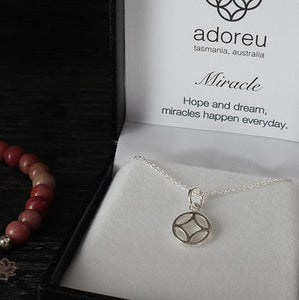 AdoreU - Necklace - Miracle