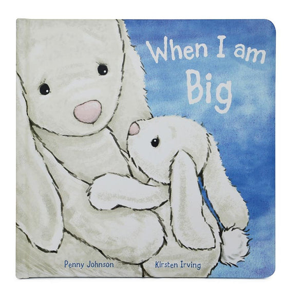 Jellycat - Book - When I Am Big