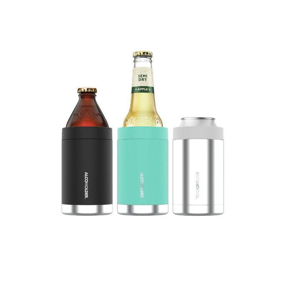 StubZero - Can & Bottle Stubby Cooler