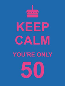 Book - Keep Calm 50