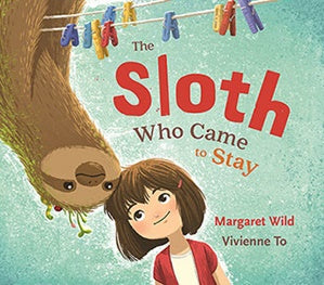 Book - Sloth Who Came To Stay