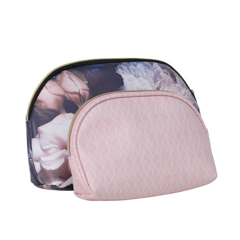 Cosmetic Bag Set (set of 2)