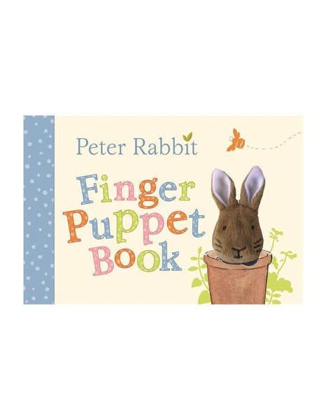 Finger Puppet Book - Peter Rabbit