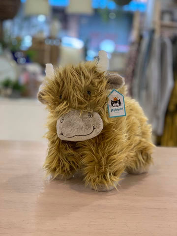 Jellycat - Truffles Highland Cow