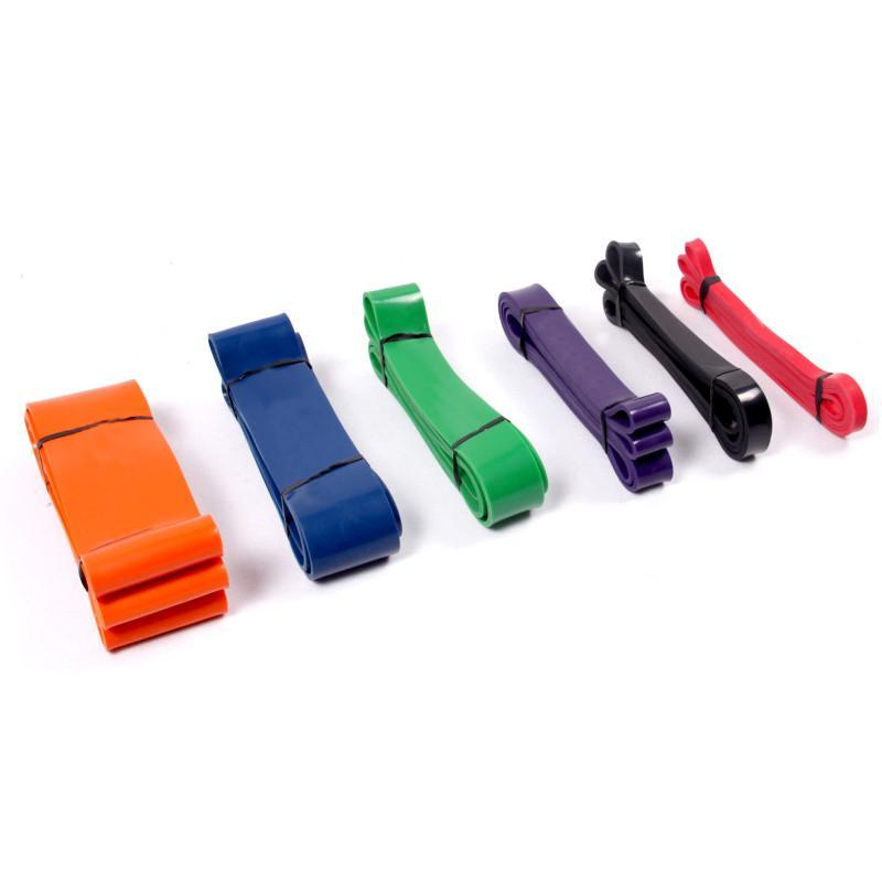 Buy Resistance Band 2080 X 6.4Cm X 4.5mm Blue