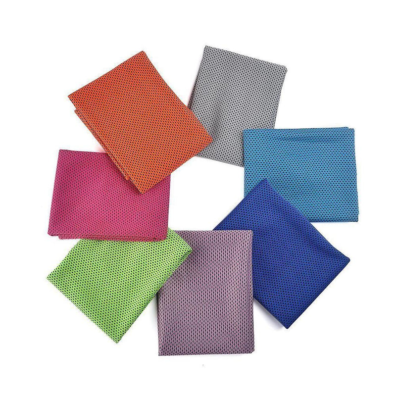 Buy TnP Accessories Cooling Towel Instant ICE Cold V1 - Neon Orange