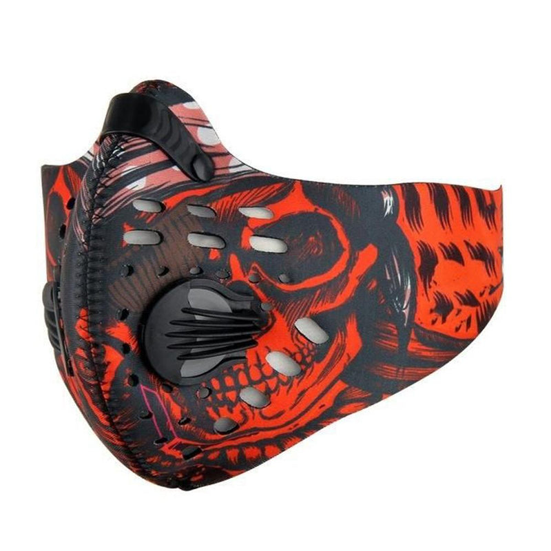 Buy TnP Accessories® Fitness Training Mask - Red Camo