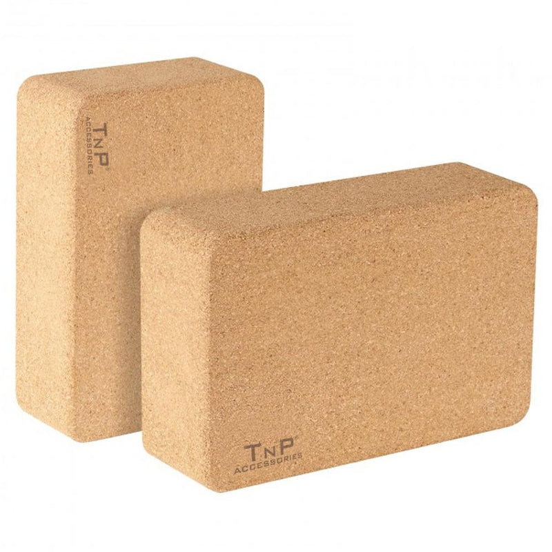 Buy TnP Accessories® Cork Yoga Kit Eco Friendly Yoga Mat with Blocks & D Ring